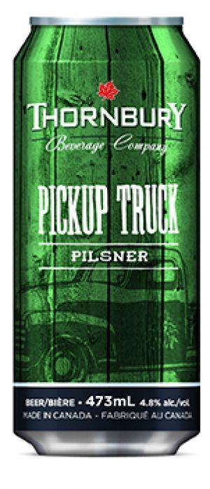 Pickup Truck Pilsner