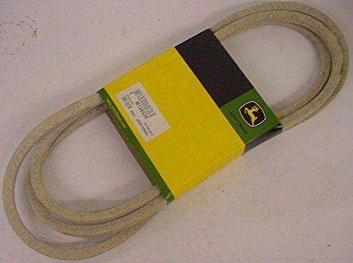 JOHN DEERE Genuine OEM Mower Drive Belt M126536 38 42 LT133 LT150 LT166 LT180 PO44TKH435 H25W3326191 >>> You can find out more details at the link of the image.
