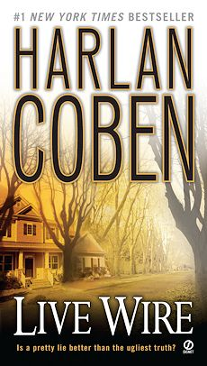 Just bought a new one! I can't wait for all the suspenseful reading I'll get this week. I needed a new book to keep me sane :D: Worth Reading, Wire Myron, Books Worth, Harlan Coben, Bolitar Series
