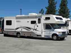 RV Maintenance: Now That You Have Been Using Your Class C Motorhome... How Do You Keep It In Tip Top Condition?