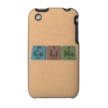 Celine will love to have this I phone 3 case.