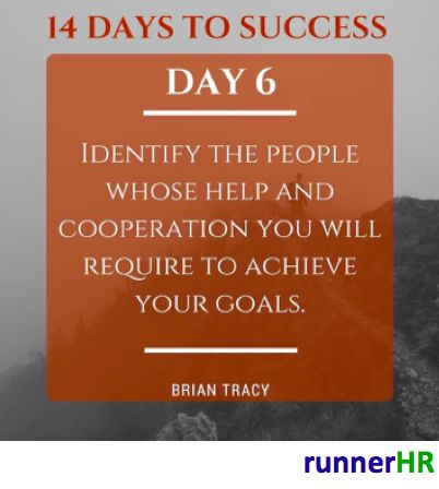 14 Days To Success Day #6