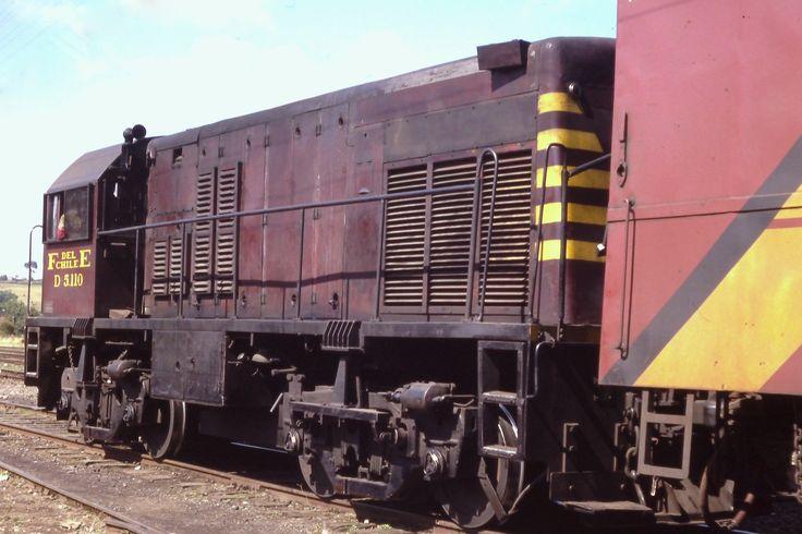 Station Osorno - Chile