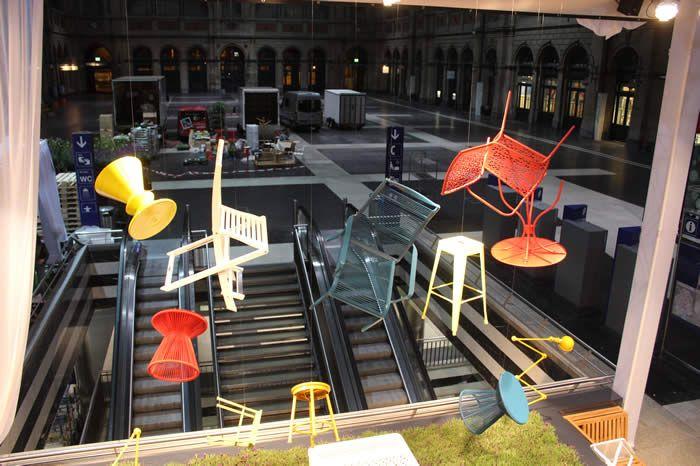 Pfister@Hauptbahnhof Zurich