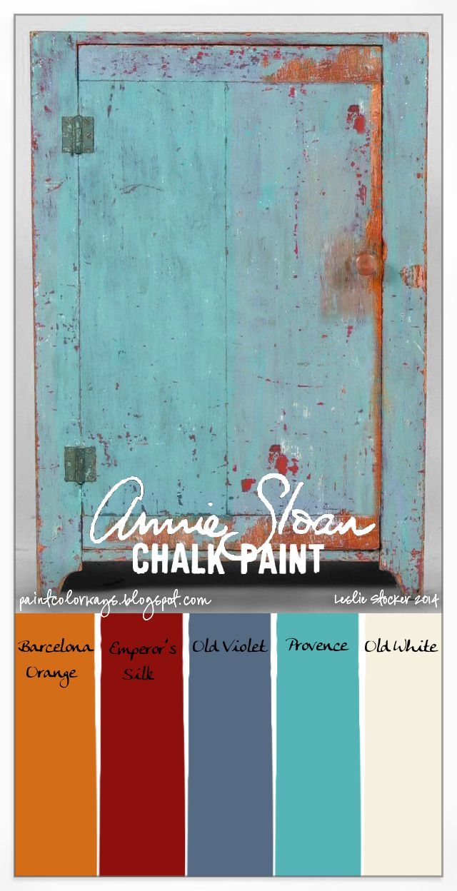 Paint colors website - Fabulous Colours In This Cabinet Really Great Website Too All Based On Colour Ways