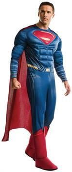 PartyBell.com - Batman v Superman: Dawn of Justice - Deluxe Adult Superman Costume