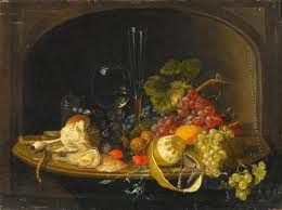 flemish hyperrealist fruit paintings - Google Search