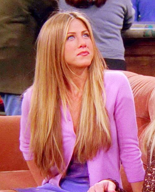 Jennifer Aniston Very Long Hair Friends | www.imgkid.com ...