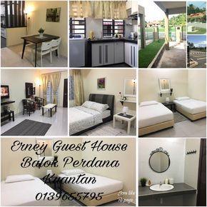 Erney Homestay di Taman Balok Perdana, Kuantan, Pahang - Homestay 1 Malaysia