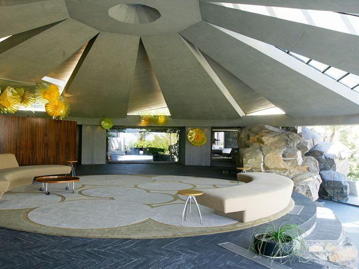 "Das Arthur Elrod-House war Kulisse für den James-Bond-Film ""Diamonds Are Forever"""