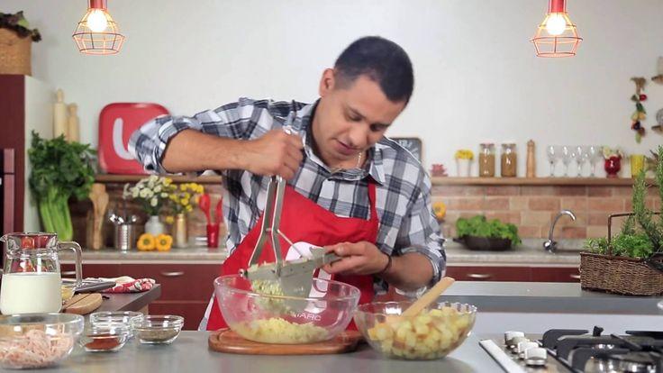 Sopa de cebollas y papas