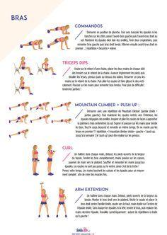 top body challenge a imprimer | Top Body Challenge gratuit PDF | Telecharger le livre de Sonia Tlev !