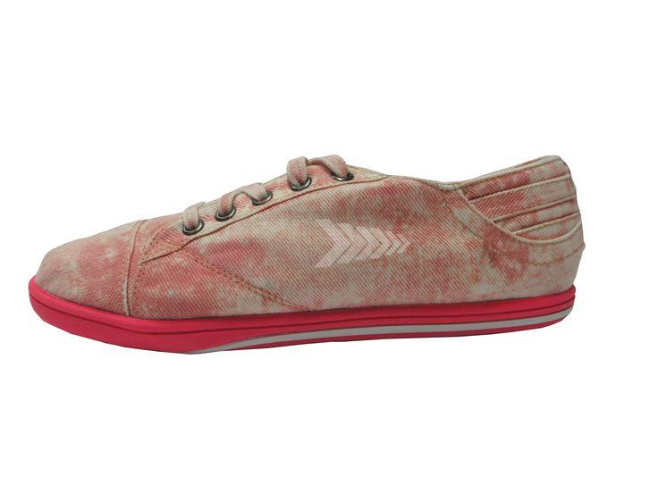alzado In2Go - Ref: OVD Pink.  Tipo ten. Montado en Calzado Femenino - Acabado Unisex. Disponible en tallas  Masculino del 37 al 42 y Femenino del 34 al 40.