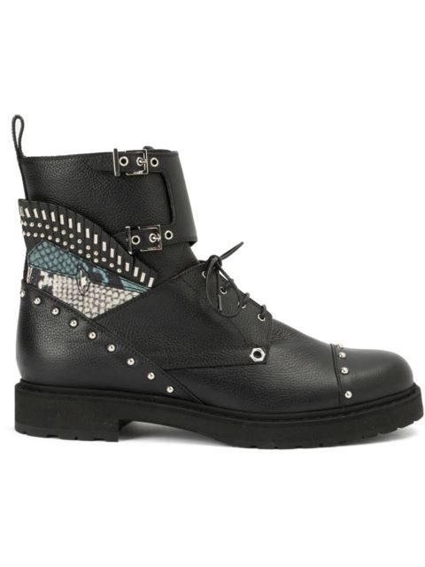 17 Best ideas about Studded Combat Boots on Pinterest | Punk boots ...