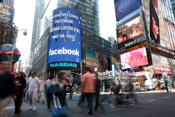 Nasdaq Is Fined $10 Million Over Mishandled Facebook Public Offering. (Me: In the context of this story, this is darkly hilarious) Via The New York Times.