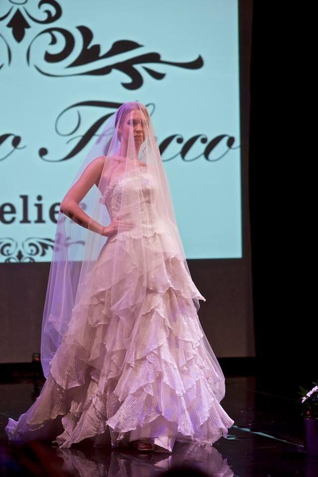 abito da sposa . Filippo Flocco Atelier