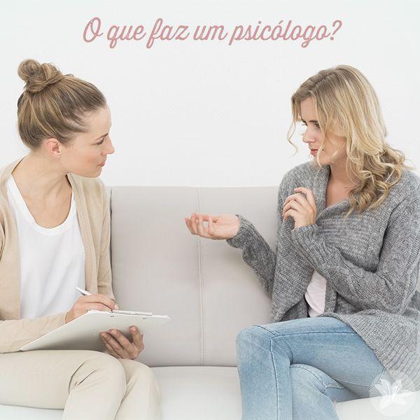 Você já parou para pensar em todas as possibilidades de atuação do psicólogo?  Sabe quando pode recorrer a este profissional?  Saiba mais: http://denoivaamae.com/o-que-faz-um-psicologo/  #denoivaamae #psicologia #psicologo #casamento #maternidade #noiva #gestante #mae #psicologiacognitiva #filhos