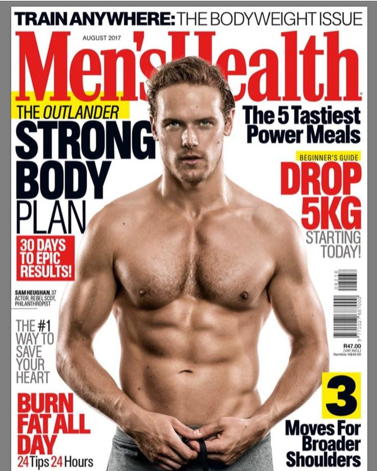 'Outlander' Stars Sound Off On Sam Heughan's Men's Health Cover, Talk Confusing Season 3 – Latest Entertainment News | Top Celebrity News, Hollywood Headlines