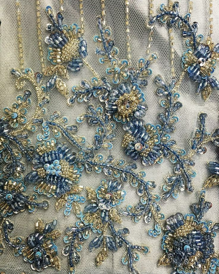 Best images about bead and sequin embroidery on