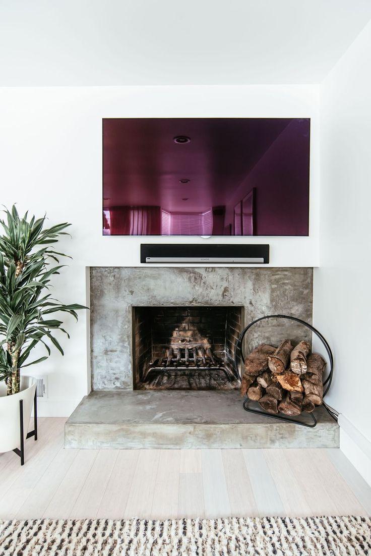 Chic Sitting Room - Abbe Fenimore Interior Design