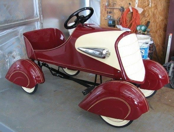 115 Best Images About Pedal Cars And Trucks On Pinterest