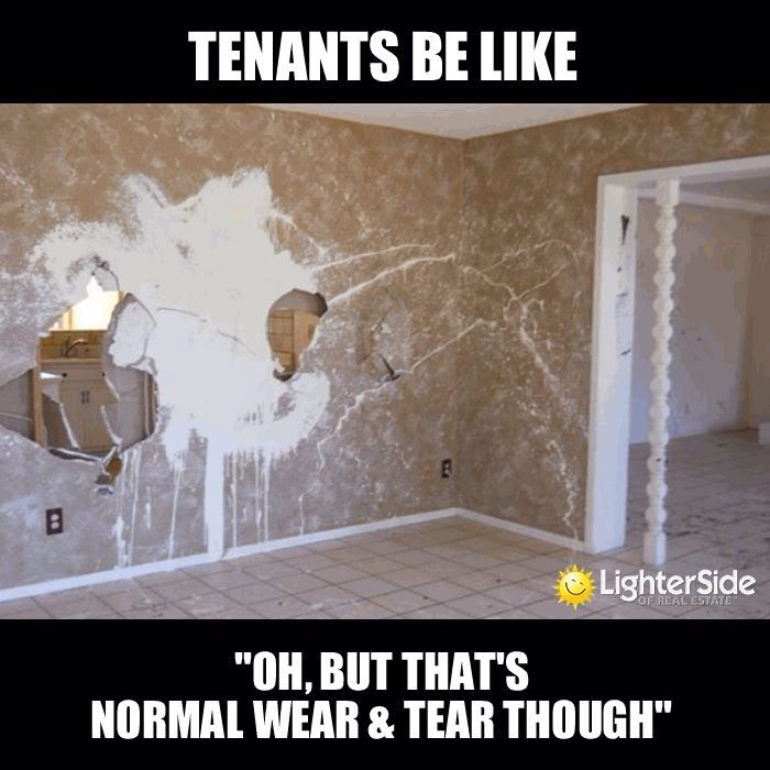 Image result for tenant memes, Landlord vs Tenant, can a landlord make a tenant pay for repairs, landlord repairs reasonable time, notice to tenant to make repairs, do you have to pay rent if you get evicted, getting evicted nowhere to go, landlord vs tenant, horrible landlord stories, worst tenants ever