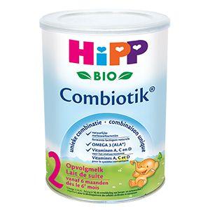 HiPP: Biologische Opvolgmelk
