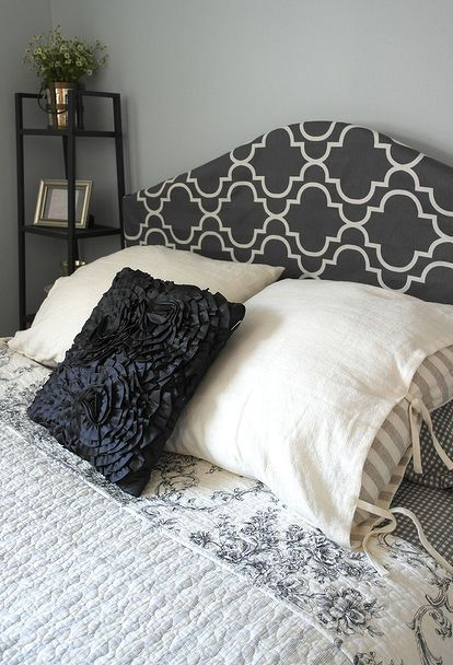 The 25 Best Headboard Cover Ideas On Pinterest Foam Metal Bed Frames And Padded Headboards