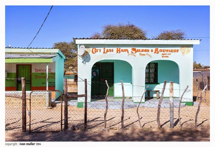 Kang Botswana Ivan Muller, the lazy travel photographer