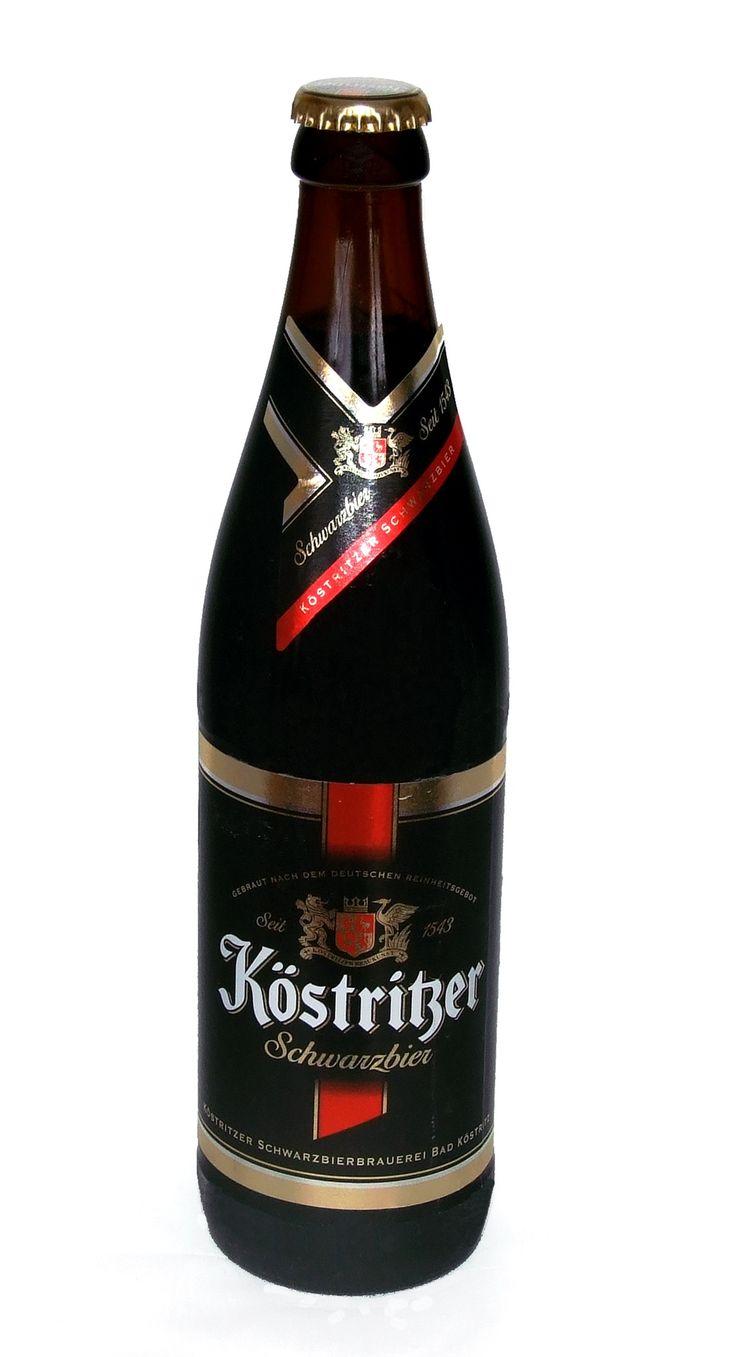 La Bière brune Köstritzer est la plus célèbre des bières brunes allemande. Elle est aussi réputée pour être une bière brune qui se boit aussi facilement qu'une blonde.