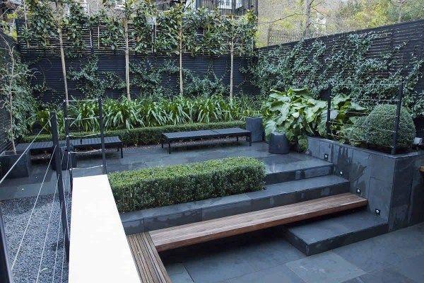 Kleinen Garten Luftwege