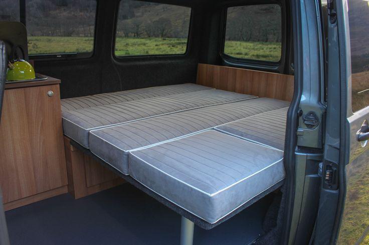 Camper Or Campervan Conversion Unit VW T4 T5 Renault Trafic Mercedes Vito
