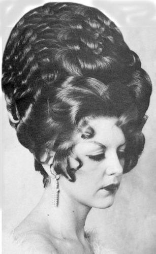 51 best 1960's Beehive Inspired Hairstyles images on Pinterest