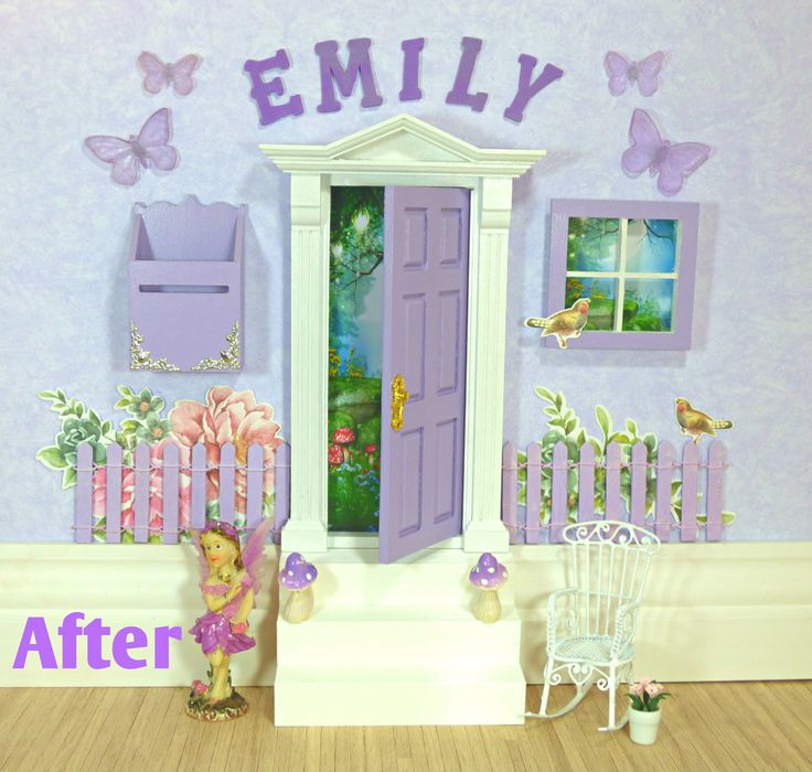 1000 Images About Opening Fairy Doors On Pinterest