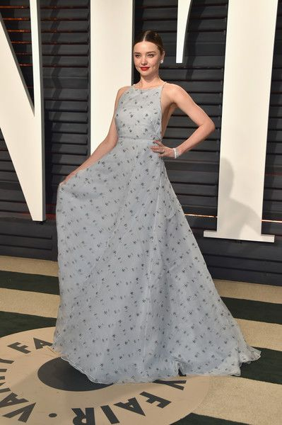 Miranda Kerr in Miu Miu - Every Look from the 2017 Oscars After-Parties You Can't Miss - Photos