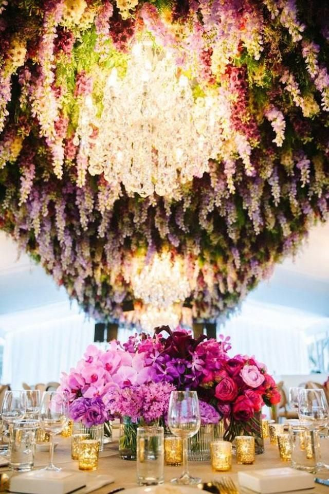 Tips We Learned From A Luxury Planner Which You Can Apply To Any Wedding Hanging Flowers WeddingWedding Flower DecorationsFlowers