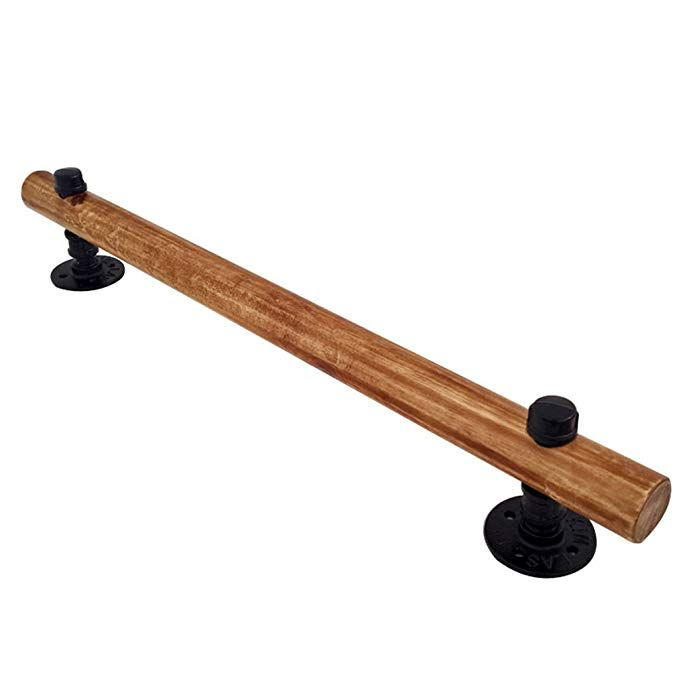 Best Wooden Staircase Handrail Wall Mounted Hand Rail Railing 400 x 300