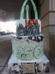 SLSSC - STL250 Cake by Stuttgart Artists