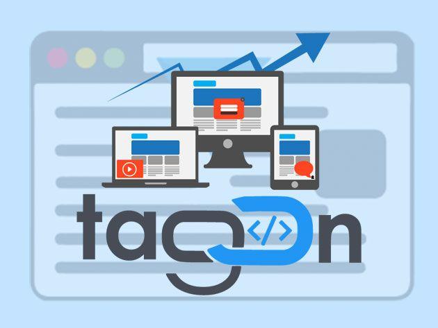 Tagon Link Shortener Custom Pro Plan Lifetime Subscription For