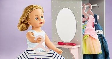Zulily - Free Shipping over $35 = Deals on Doll Collections / Under Armour / Sperry and More!