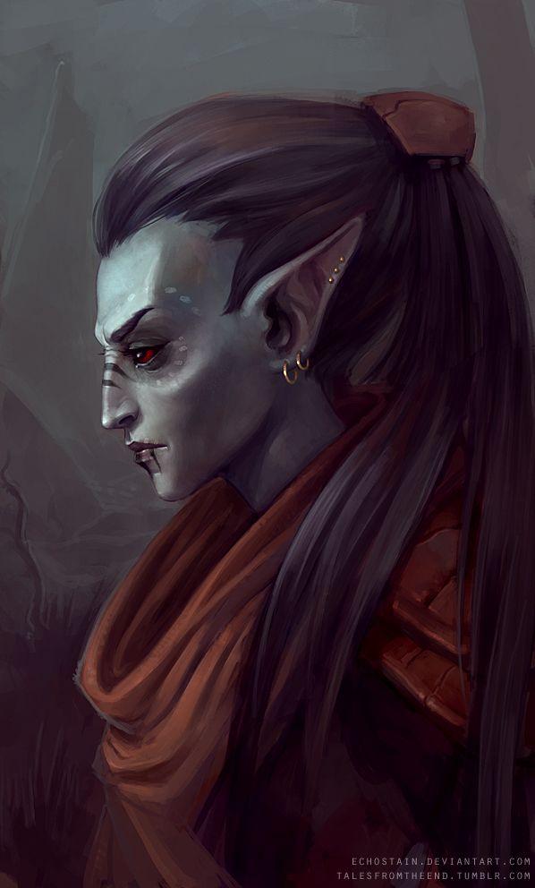 Berenal of Ahemmusa by witchingbones.deviantart.com on @deviantART