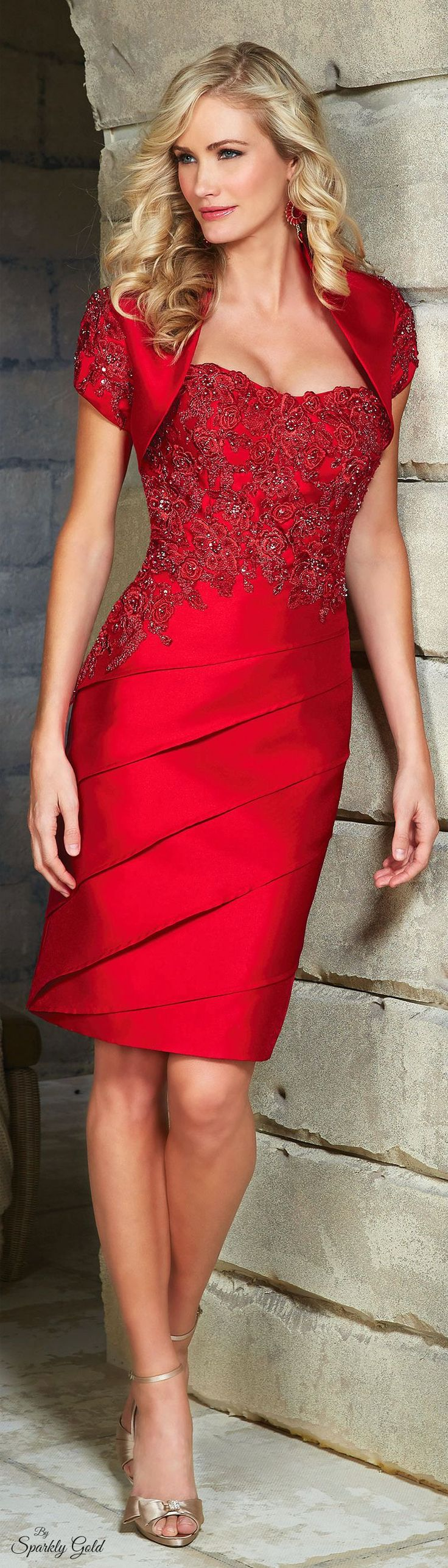 VM red maxi dress women fashion outfit clothing style apparel @roressclothes closet ideas