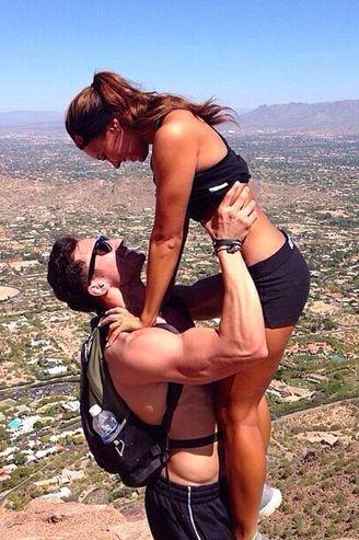 Manténganse sanos, juntos: 5 ideas de deportes en pareja