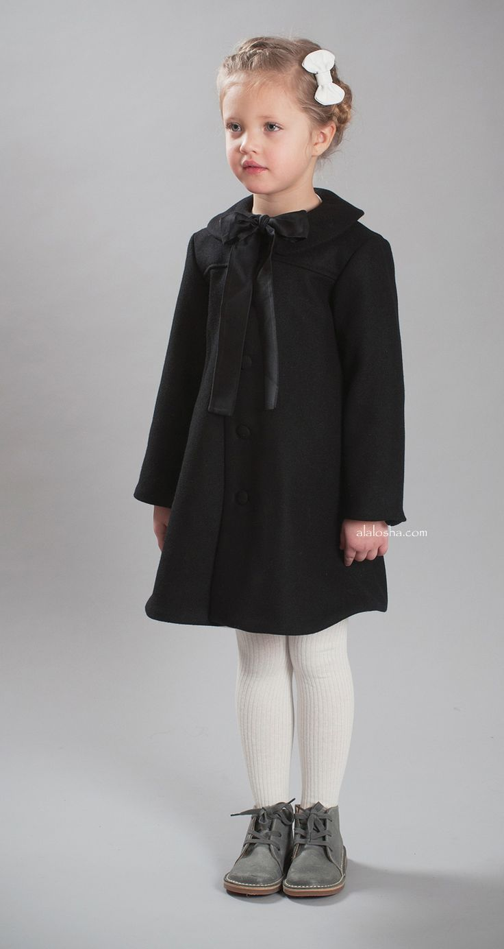 Top 25 ideas about Girls Traditional Classic Wool Coats on ...