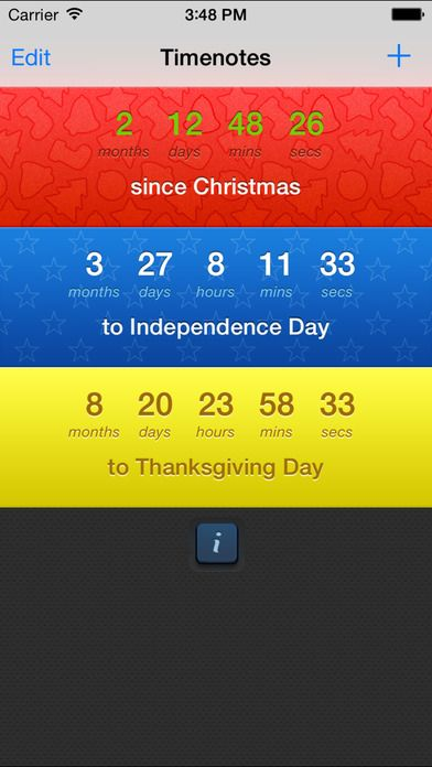 SAVE $0.99: Timenotes gone Free in the Apple App Store. #iOS #iPhone #iPad  #Mac #Apple