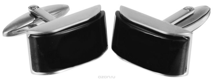 Запонки Art-Silver, цвет: серебристый, черный. QD333-743QD333-743Стильные запонки Art-Silver, изготовленные из высококачественной стали с эмалиевым покрытием, непременно станут объектом внимания и подчеркнут ваш изысканный вкус. Запонки - символ мужской элегантности. Они являются неотъемлемой частью вечернего туалета. Мужские запонки великолепного дизайна будут отличным подарком для каждого.