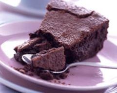 Moelleux au chocolat (facile, rapide) - Une recette CuisineAZ
