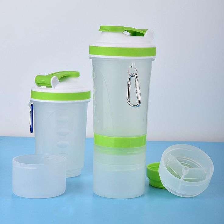 19 best Shaker Bottle with Compartment images on Pinterest | Shaker ...