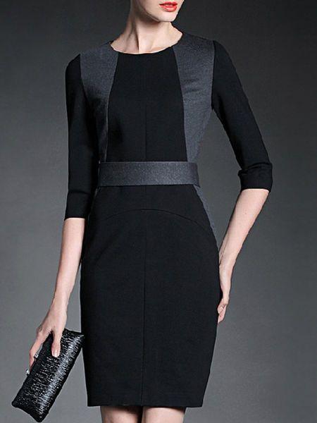 Shirred Cotton-blend  #Mini #dress  #stylewe