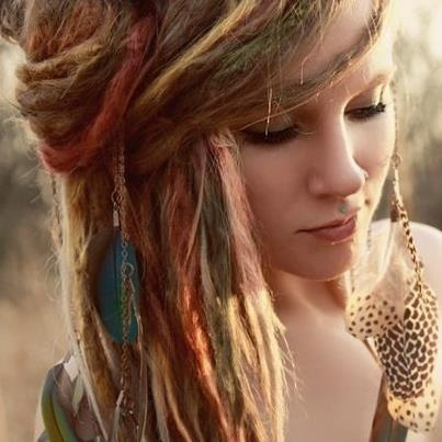 Damsel's dreads are so lovely (as well is she!! <3)  :: #dreadstop